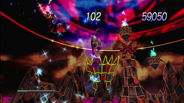 NiGHTS into Dreams HD on PC screenshot #1