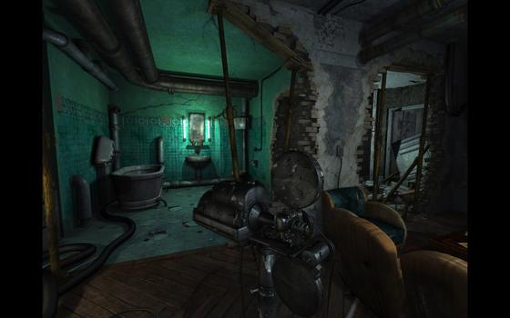 Nikopol : Secrets of the Immortals on PC screenshot #4