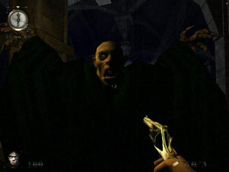 Nosferatu: The Wrath of Malachi on PC screenshot #2