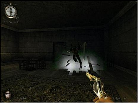 Nosferatu: The Wrath of Malachi on PC screenshot #1
