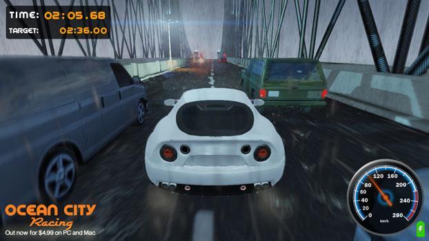 Ocean City Racing on PC screenshot #9