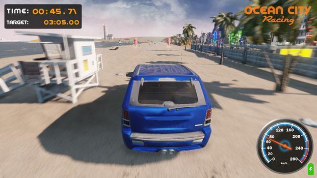 Ocean City Racing on PC screenshot #6