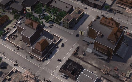 Omerta: City of Gangsters: The Arms Industry on PC screenshot #2