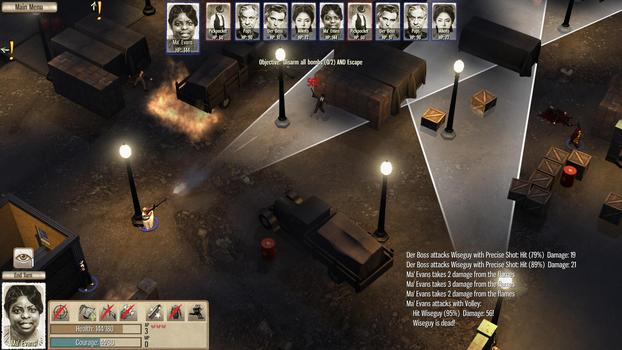 Omerta: The Japanese Incentive on PC screenshot #4