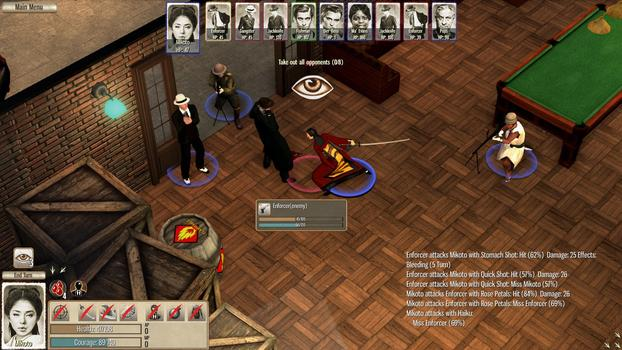 Omerta: The Japanese Incentive on PC screenshot #3