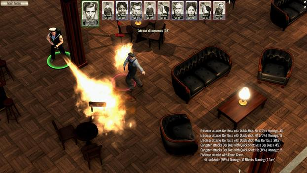 Omerta: The Japanese Incentive on PC screenshot #2