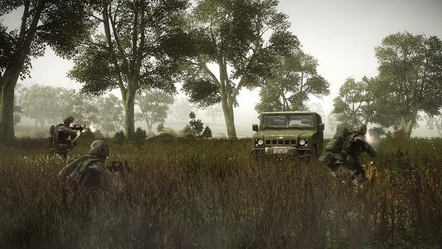 Operation Flashpoint: Dragon Rising on PC screenshot #5