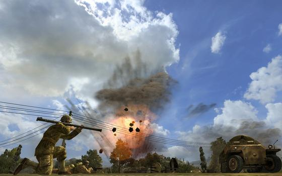 Order of War on PC screenshot #2
