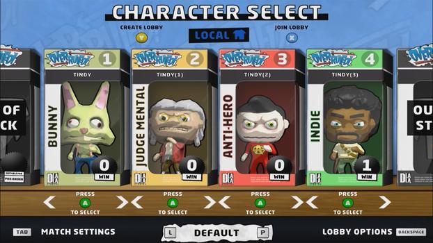 Overruled on PC screenshot #2