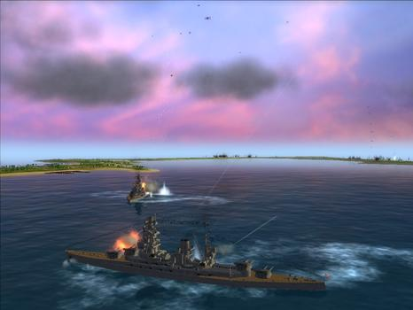 Pacific Storm Allies on PC screenshot #1