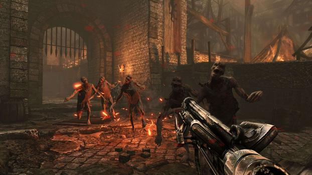Painkiller: Hell & Damnation - The Clock Strikes Meat Night DLC on PC screenshot #4