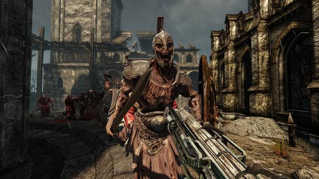 Painkiller: Hell & Damnation - Demonic Vacation at the Blood Sea DLC on PC screenshot #3