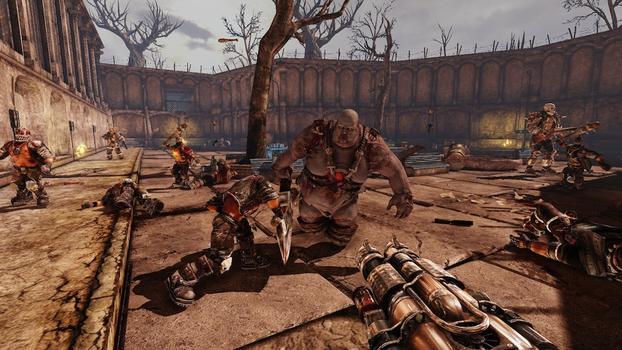 Painkiller: Hell & Damnation - Full Metal Rocket DLC  on PC screenshot #3