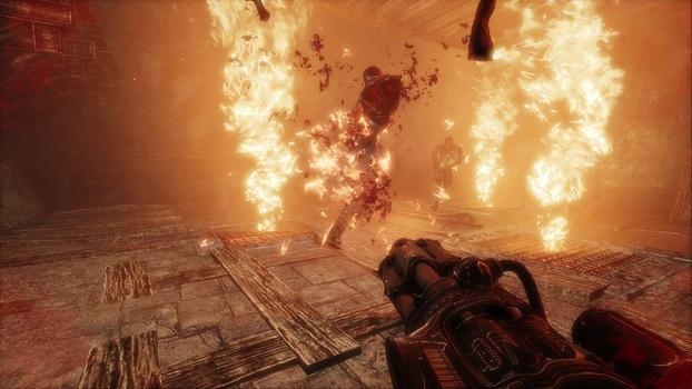 Painkiller: Hell & Damnation - Full Metal Rocket DLC  on PC screenshot #2