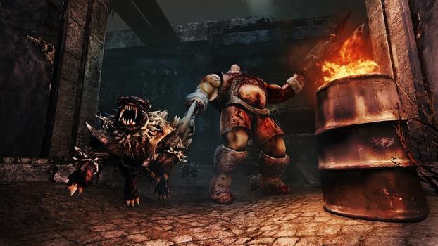 Painkiller: Hell & Damnation - Full Metal Rocket DLC  on PC screenshot #1