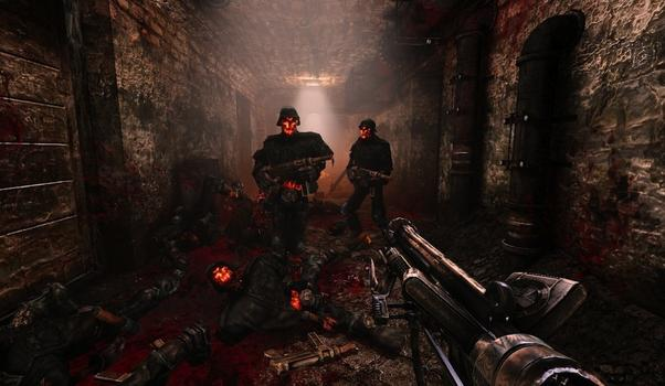 Painkiller: Hell & Damnation - Operation Zombie Bunker DLC on PC screenshot #5