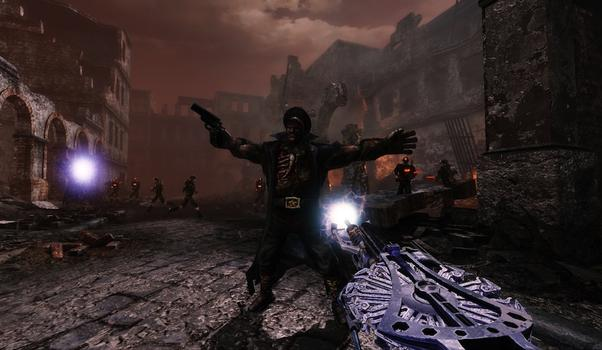 Painkiller: Hell & Damnation - Operation Zombie Bunker DLC on PC screenshot #2