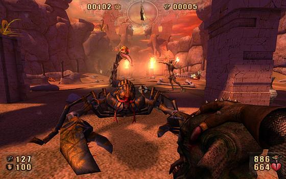 Painkiller: Overdose on PC screenshot #3