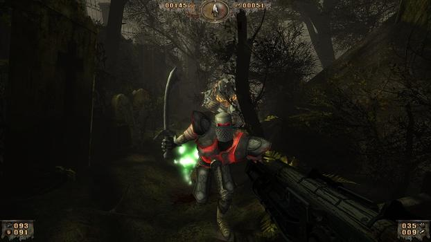 Painkiller: Recurring Evil on PC screenshot #2