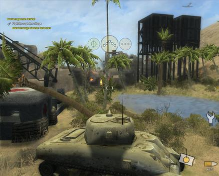 Panzer Elite Action Gold on PC screenshot #2