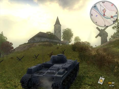 Panzer Elite Action Gold on PC screenshot #3