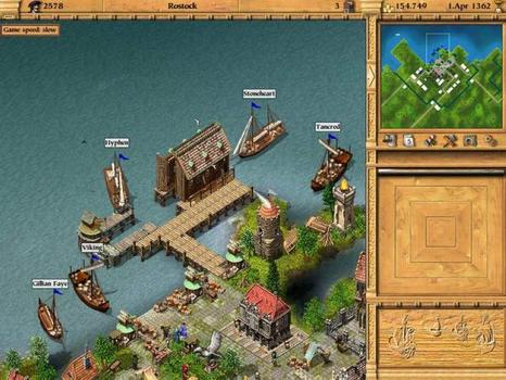 Patrician: Complete Pack on PC screenshot #3