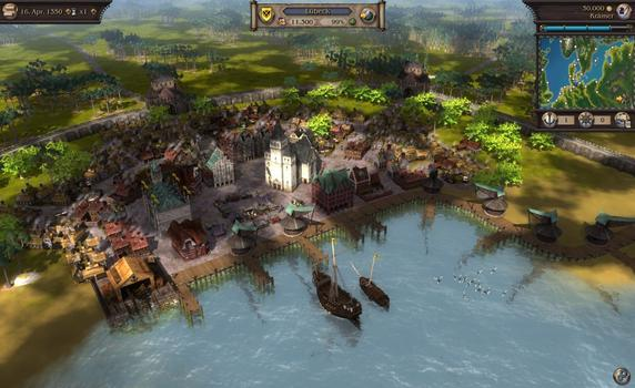 Patrician: Complete Pack on PC screenshot #1