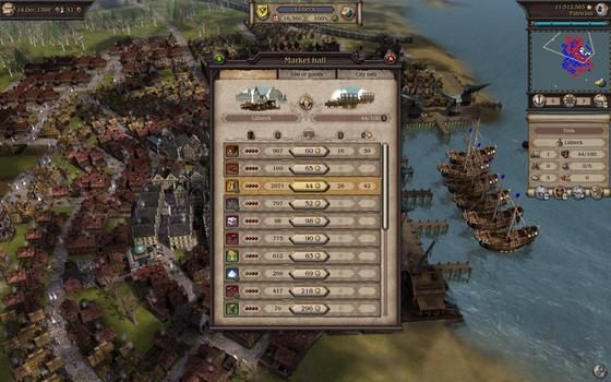 Patrician IV: Rise of a Dynasty on PC screenshot #2