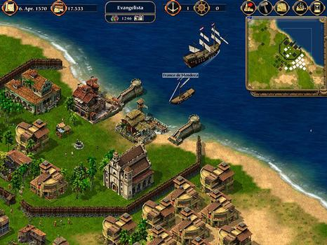 Patricians & Merchants on PC screenshot #2