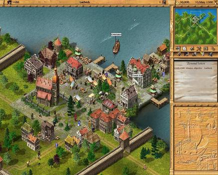 Patricians & Merchants on PC screenshot #1