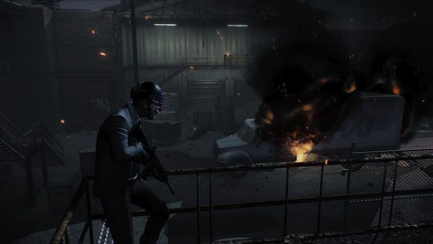 Payday 2 - 4 Pack on PC screenshot #1