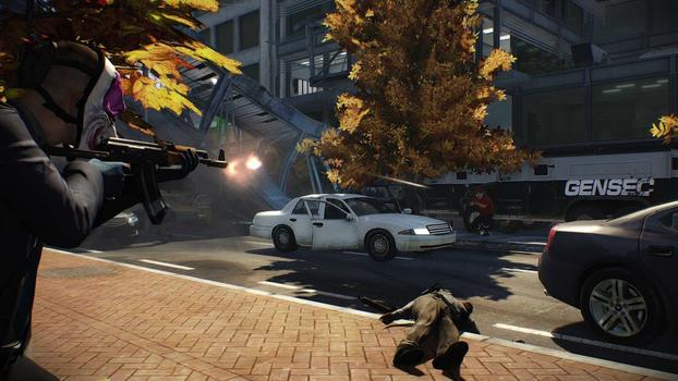Payday 2: The Armored Transport DLC on PC screenshot #3