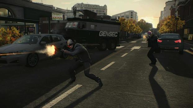 Payday 2: The Armored Transport DLC on PC screenshot #1