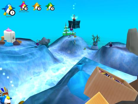 Penguins Arena on PC screenshot #3