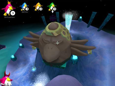 Penguins Arena on PC screenshot #2