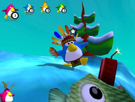 Penguins Arena on PC screenshot #1