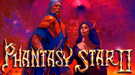 Phantasy Star II