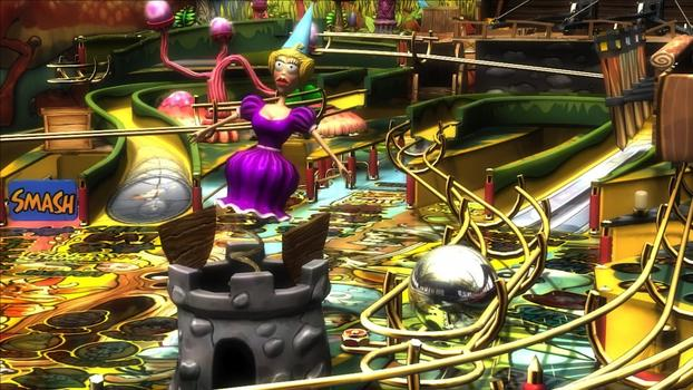 Pinball FX2 - Epic Quest Table DLC on PC screenshot #4