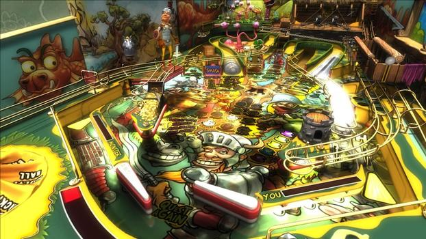 Pinball FX2 - Epic Quest Table DLC on PC screenshot #3