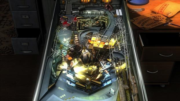 Pinball FX2 - Paranormal DLC on PC screenshot #5