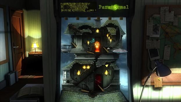 Pinball FX2 - Paranormal DLC on PC screenshot #3