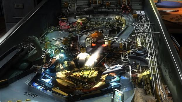 Pinball FX2 - Paranormal DLC on PC screenshot #2