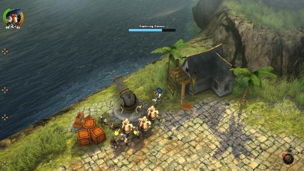 Pirates of Black Cove: Origins on PC screenshot #5
