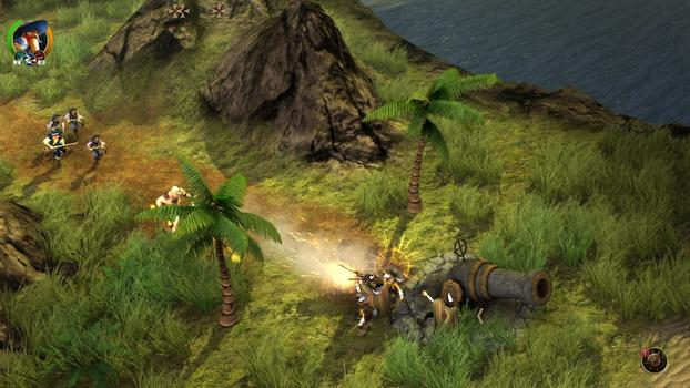Pirates of Black Cove: Origins on PC screenshot #3