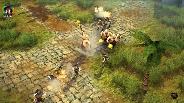 Pirates of Black Cove: Origins on PC screenshot #2