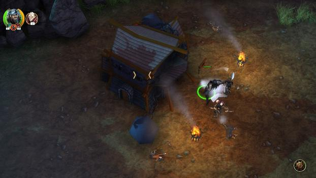 Pirates of Black Cove: Origins on PC screenshot #1