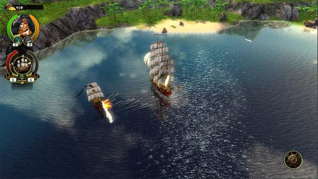 Pirates of Black Cove on PC screenshot #4