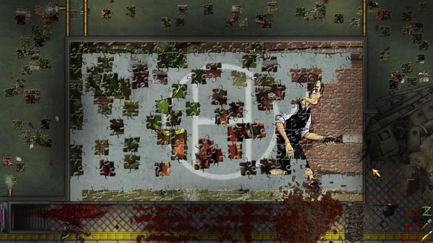 Pixel Puzzles: Undeadz on PC screenshot #3