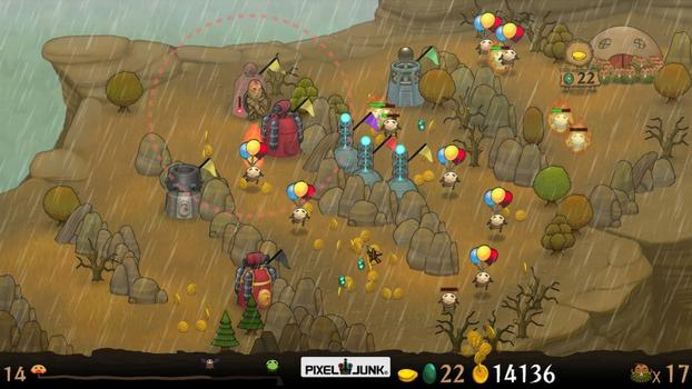 PixelJunk Monsters Ultimate and Shooter Bundle on PC screenshot #3