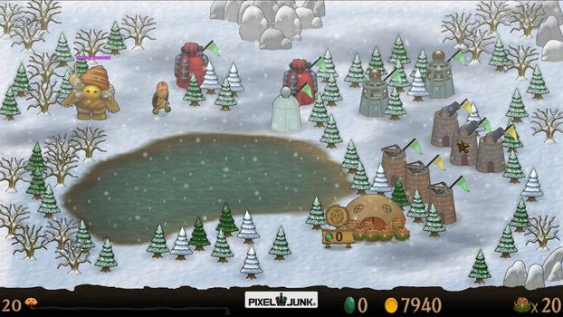 PixelJunk Monsters Ultimate and Shooter Bundle on PC screenshot #2